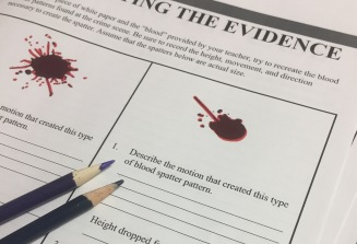 Forensic Science In The High School Classroom Schilly Science